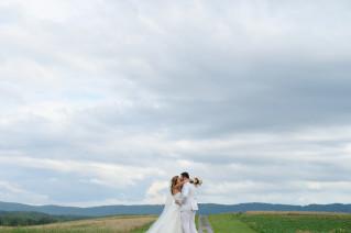 Kelly and Nathan by Neil GT Photography Sinkland Farms Christiansburg VA Wedding Big Sky